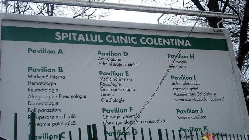 EXCLUSIV! Spitalul Colentina redevine spital suport COVID