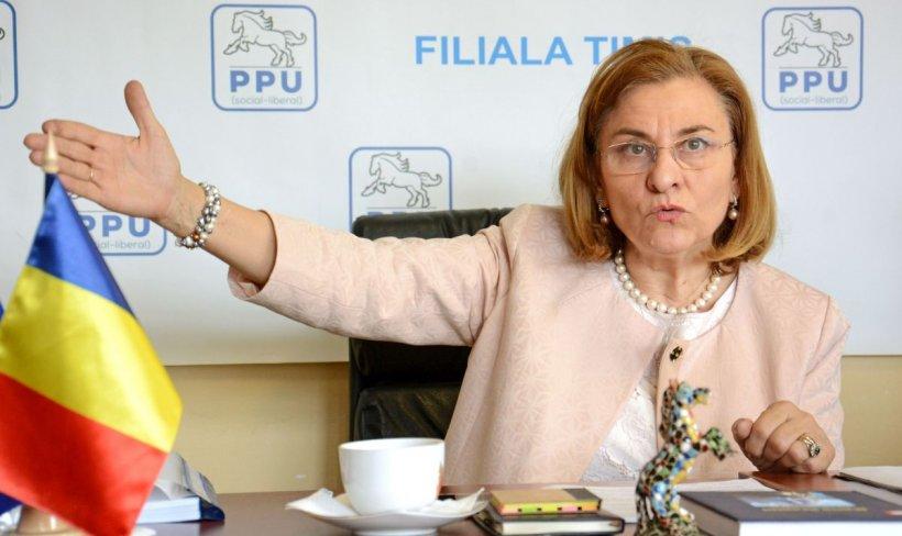 Europarlamentarul Maria Grapini, scrisoare deschisă adresată ministrului Sănătății, Nelu Tătaru