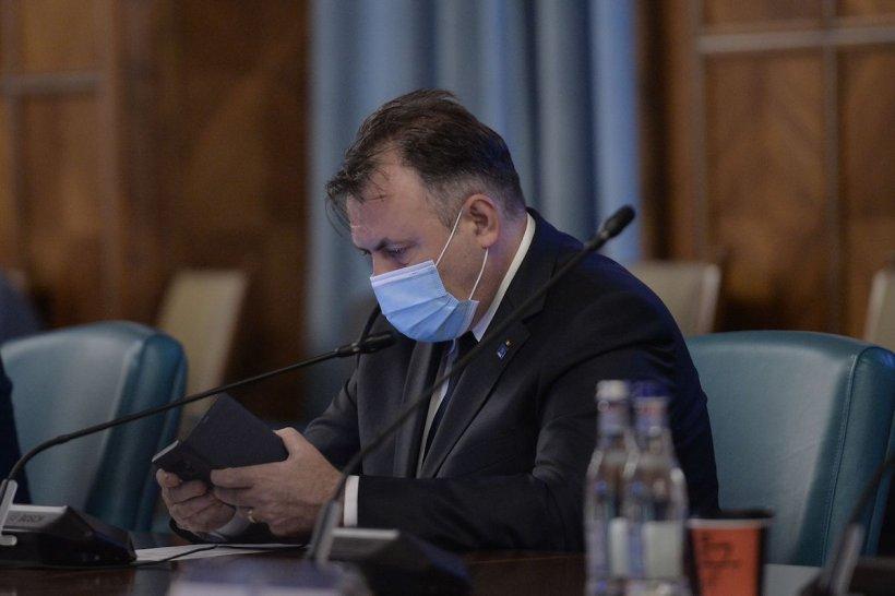 """Ministrul Sănătății: """"Nu putem să nu respectăm niște reguli și tot noi să strigăm de ce se moare"""""""