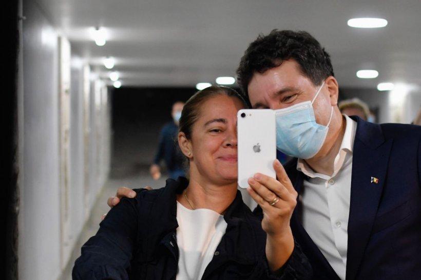 Nicuşor Dan, despre locurile din București cu cel mai mare risc de infectare cu COVID