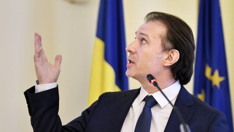 Florin Cîțu: INS a revizuit pozitiv dinamica PIB în trimestrul II 2020