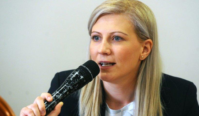 Gabriela Podaşcă (Pro România): Avem cei mai săraci angajați. Îi vom opri pe cei care duc România în prăpastie!