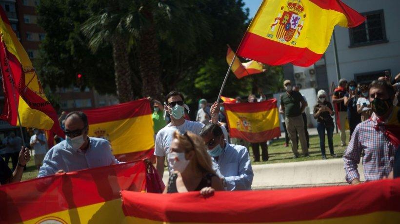 Guvernul spaniol a declarat stare de urgenţă la Madrid