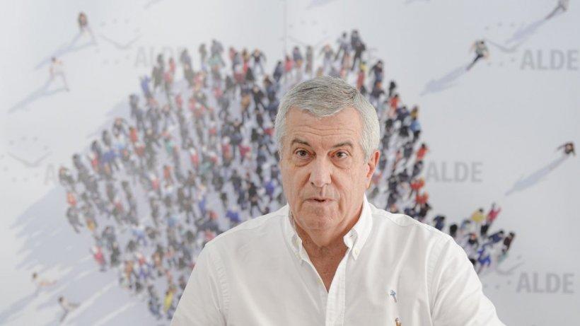 Călin Popescu Tăriceanu îl critică pe Orban: ''Cum ar trebui internați bolnavii, Ludovic? Pe bază de carnet PNL-USR?''
