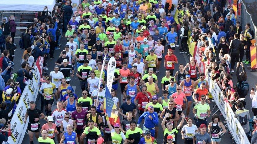 Pandemia anulează maratonul din Bucureşti
