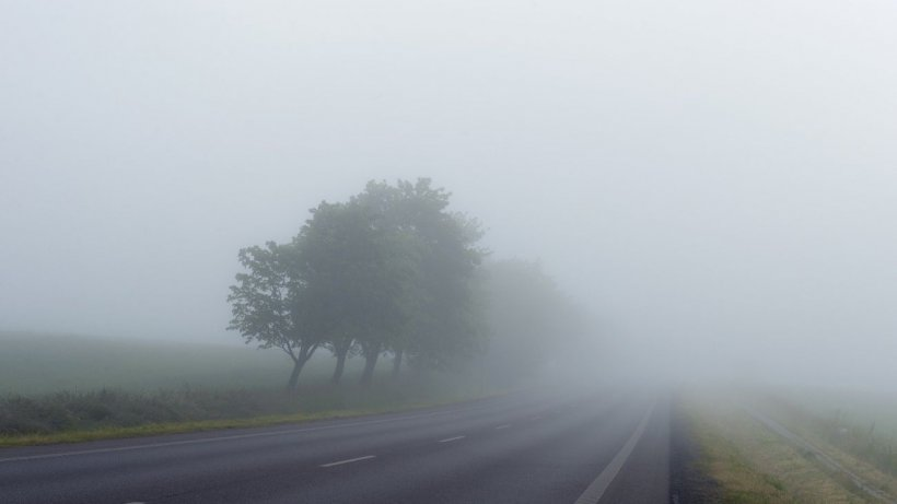 Atenţie, şoferi! Sudul ţării este învăluit de ceaţă groasă. Care sunt judeţele vizate