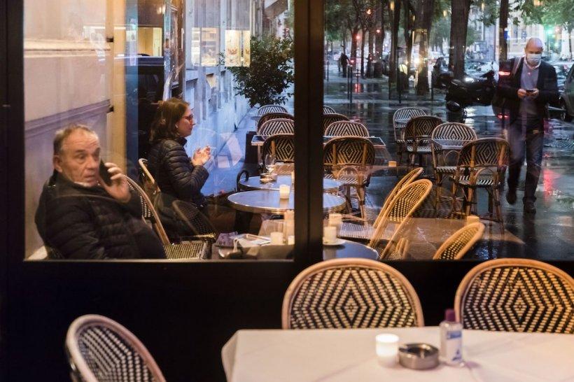 Cum ar arăta restaurantul viitorului: Un mix de terasă, magazin, sală de mese și take-away