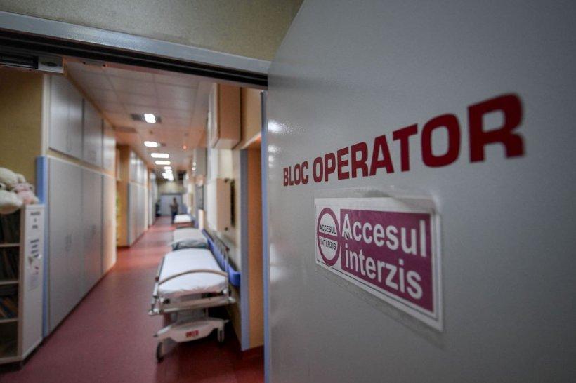 """Ce se întâmplă cu operațiile programate după ce spitalul Colentina redevine suport COVID! Șef de secție: """"Pacienții vor să se infecteze numai ca să fie tratați!"""""""