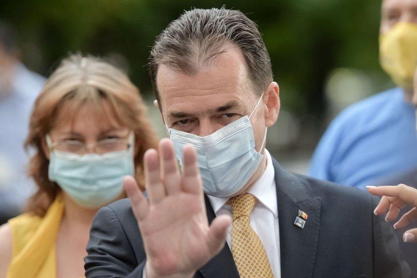 """Ludovic Orban, anunț important: """"Bolnavii cu COVID-19 asimptomatici vor putea fi tratați acasă"""""""