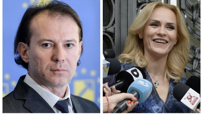 """Florin Cîțu: Să fie clar! Prejudiciul găsit la Primăria Capitalei este de 200 milioane lei. Firea: """"E de râs, e realmente de râs!"""""""