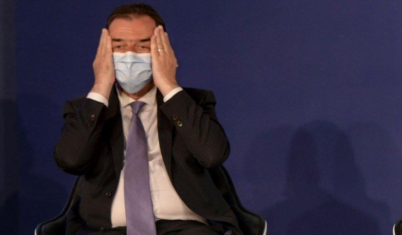 """PSD cere demisia premierului Ludovic Orban: """"Eun gest de minimă decență să plece din această funcție"""""""