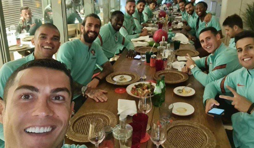 Nici Ronaldo nu scapă de Coronavirus. Starul portughez a fost depistat pozitiv, înaintea meciului cu Suedia
