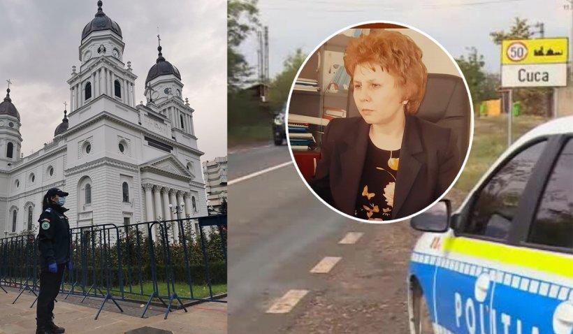 Dovada haosului: o directoare de la INSP spune că mersul la biserică nu a provocat niciun focar de COVID. O comună, în carantină după un pelerinaj