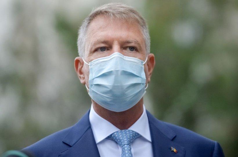 Klaus Iohannis: Starea de alertă trebuie prelungită. Nu este nevoie acum de stare de urgență