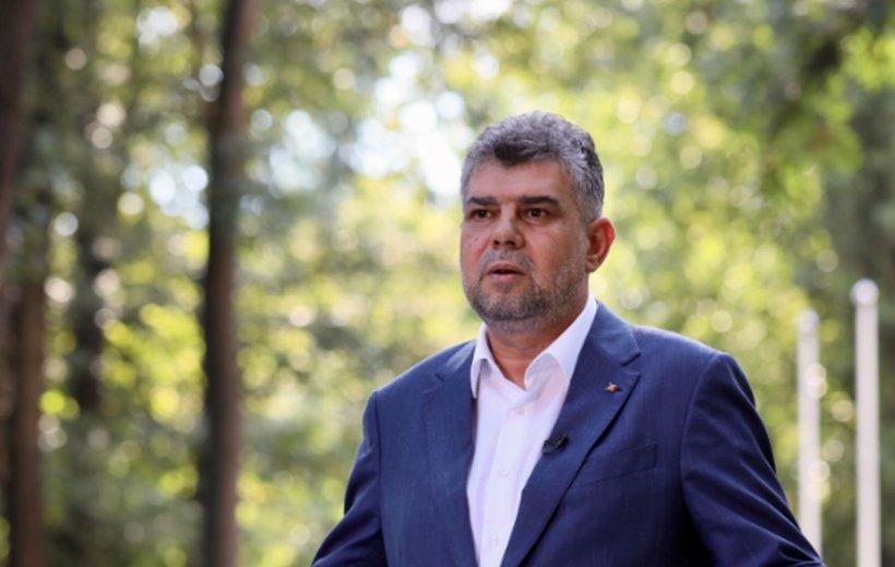 """Marcel Ciolacu, despre Klaus Iohannis: """"În sfârșit, ne-a spus secretul luptei sale cu pandemia"""""""