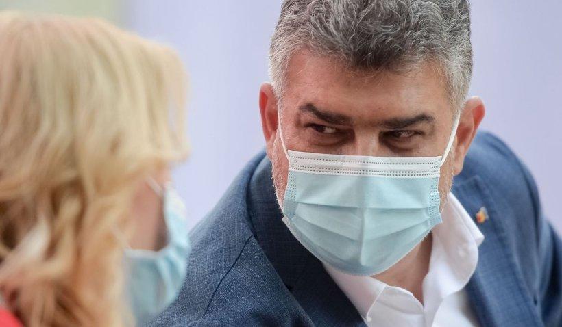 Marcel Ciolacu se testează de COVID-19 și intră în izolare