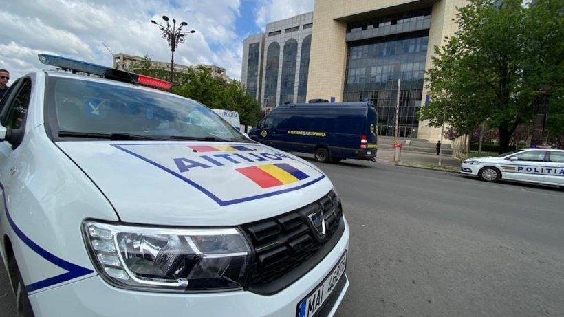 Alertă cu bombă la Curtea de Apel București