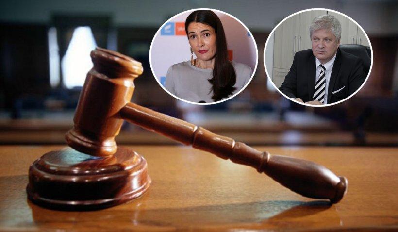 Suspans la Sectorul 1. Judecătorii nu au validat-o nici astăzi pe Clotilde Armand în funcţia de primar. Tudorache speră să se reia alegerile