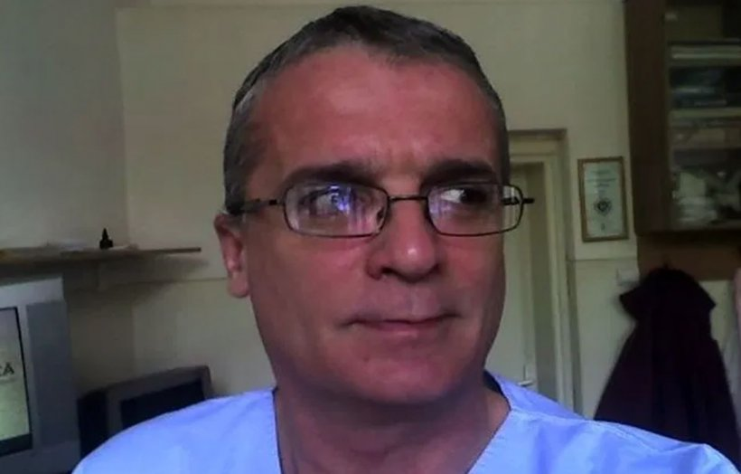 Un cunoscut doctor din Timișoara s-a sinucis în această seară. S-a împușcat în cap cu un pistol!