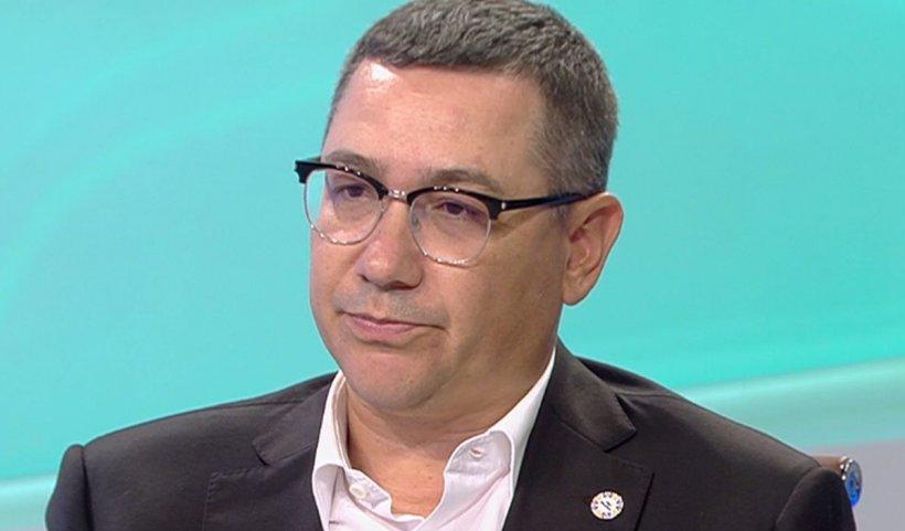 """Victor Ponta, semnal de alarmă după explozia de cazuri de COVID. """"Pânăîn 2024 va mai exista Romania?"""""""