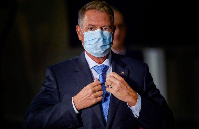 """Alertă de COVID-19 la ședința la care participă Iohannis! """"Gândiți-vă cum ar fi fost dacă nu aș fi avut mască"""""""