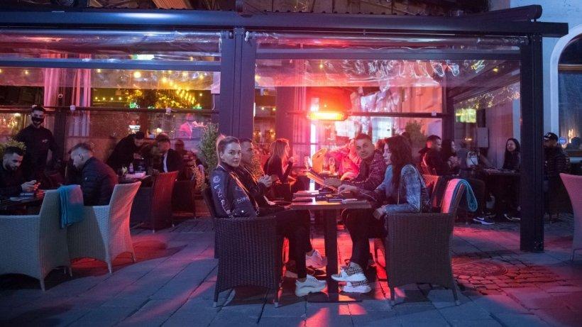 Restaurantele și cafenelele din București se redeschid! Rata de infectare nu a ajuns la 3 la mia de locuitori