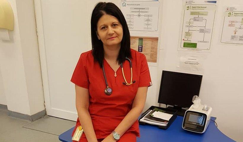 Dr. Mioara Neagu, șefa UPU Fetești, a murit de COVID-19, fără comorbidități, la numai 48 de ani