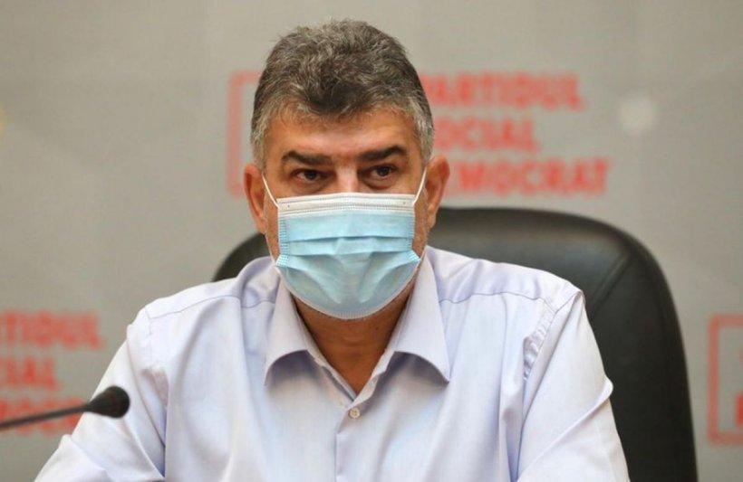 Marcel Ciolacu: Noua echipă a PSD înseamnă oameni integri, profesionişti