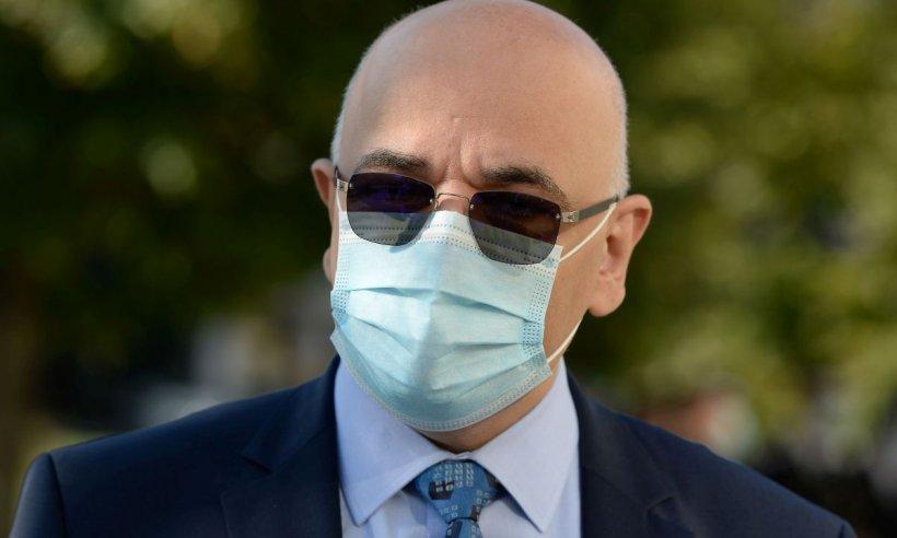 Raed Arafat, anunț neașteptat: 5% din populația României a avut deja coronavirus