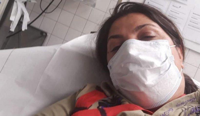 Șoferiță româncă de TIR obligată de patron să predea camionul unui coleg, după ce a suferit un preinfarct la volan, în Germania