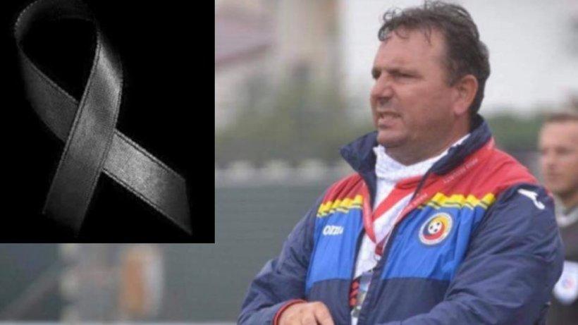 Selecţionerul echipei Under-19 a României mort, din cauza COVID-19