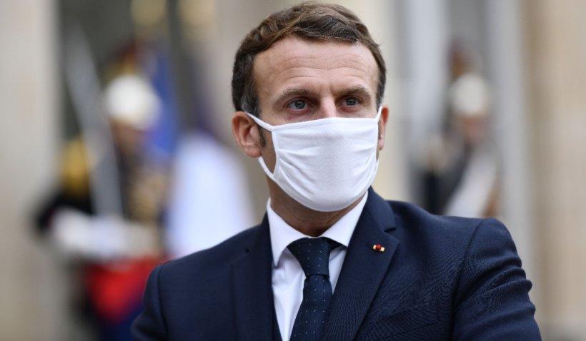 """Franța intră în carantină generală! Emmanuel Macron: """"Franța nu va adopta niciodată strategia imunizării colective!"""""""