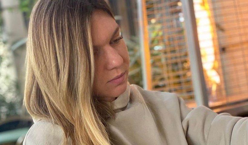 Simona Halep s-a infectat cu coronavirus. Mesajul transmis de sportivă