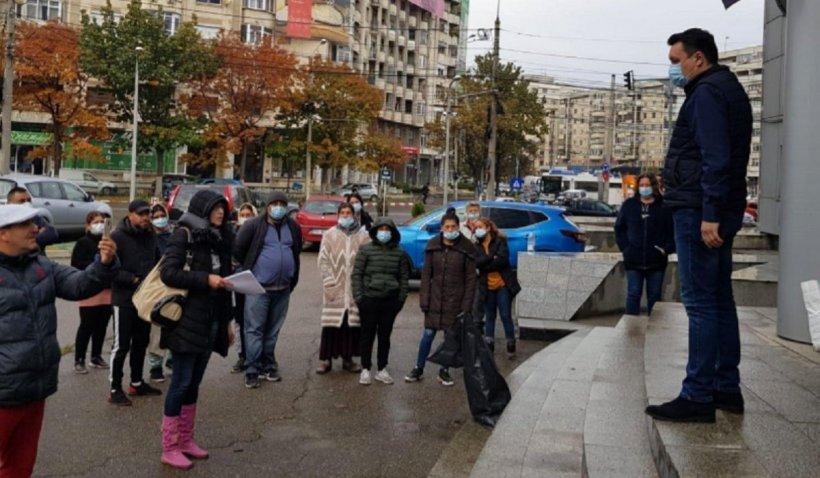 Asistații social din Ploiești, nemulțumiți după ce primarul a decis să îi scoată la muncă