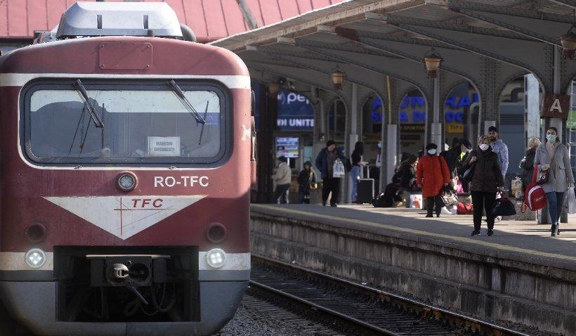 Tragedie în Hunedoara! Un copil de 12 ani a murit carbonizat pe un tren, în Gara Petroșani