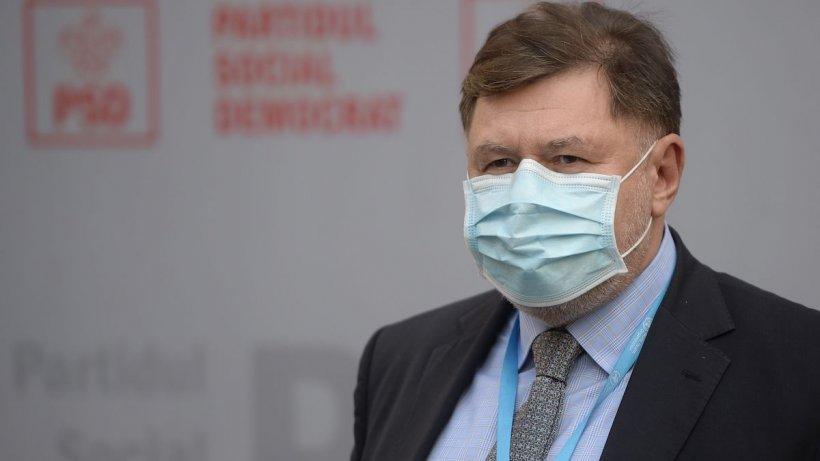 """Alexandru Rafila, despre noile restricții: """"Școala exclusiv online nu oferă suficientă învățare și dezvoltare"""""""