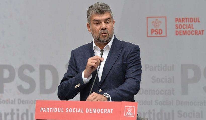 Marcel Ciolacu: Luni este posibil să se termine campania electorală