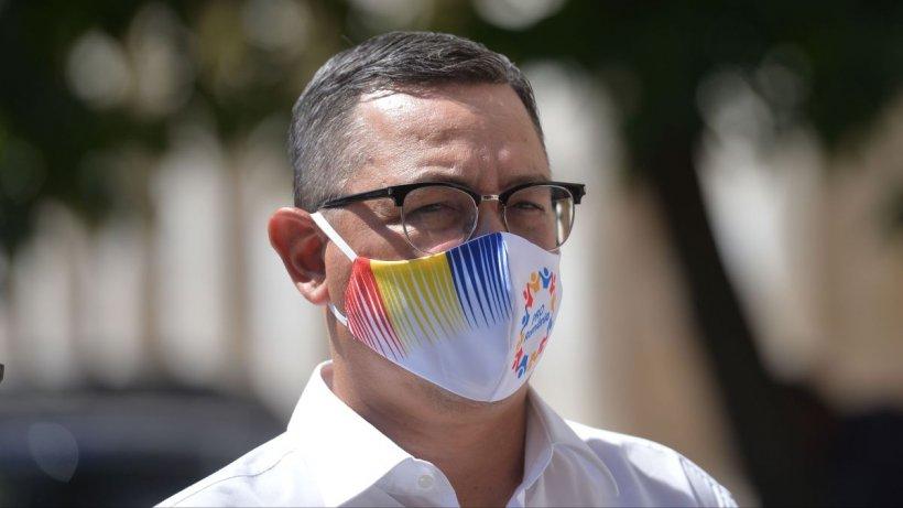 Victor Ponta: Redeschiderea școlilor este una dintre măsurile pe care le aplicăm din prima zi!