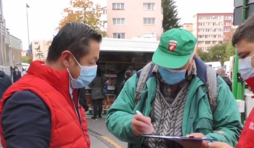 Candidații PSD Brașov la alegerile parlamentare, petiție pentru ca piețele să rămână deschise