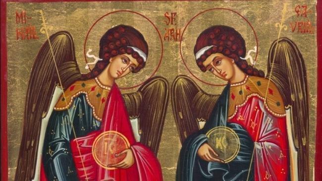 """Mesaje de Sfinții Mihail și Gavril. Urări, mesaje şi sms-uri de """"La mulţi ani"""""""