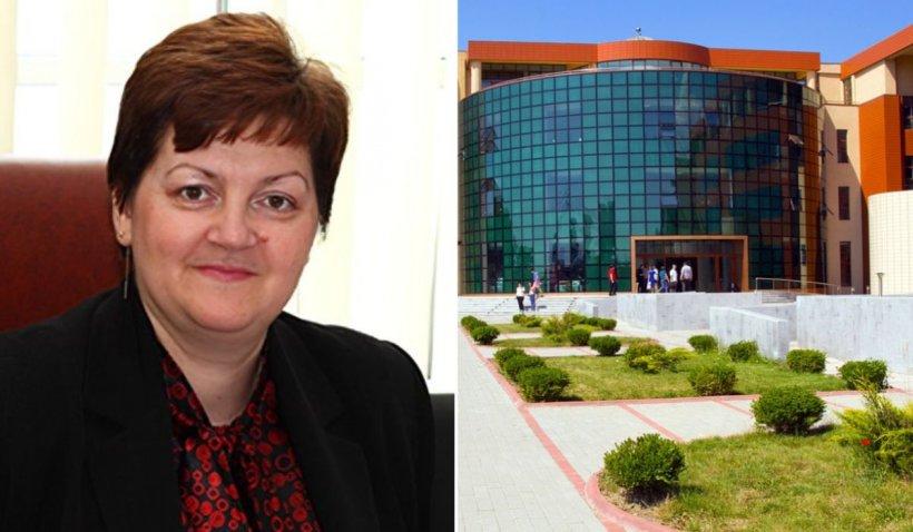 Scandal uriaș la Universitatea Valahia din Târgoviște. Laura Monica Gorghiu, acuzată că a fost numită ilegal în funcția de rector