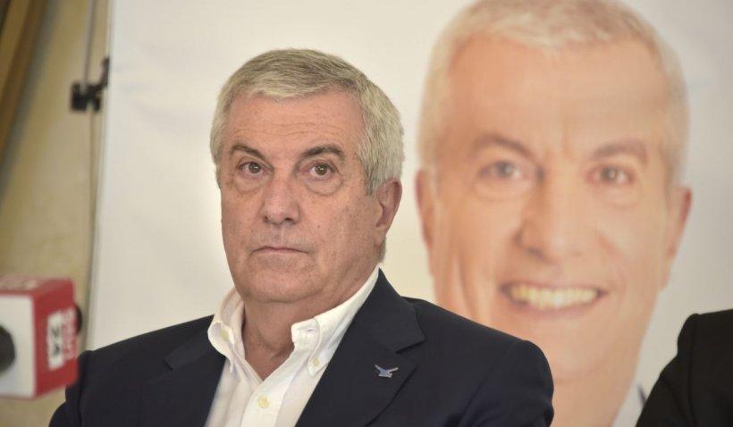 Călin Popescu Tăriceanu: Victor Ponta este prim-ministrul care ne poate scoate din criză