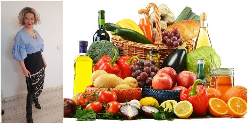 Simona Carniciu, nutriţionist, despre singura metodă de prevenție adevărată: '' Nu doar vitamina C și vitamina D fac totul!''