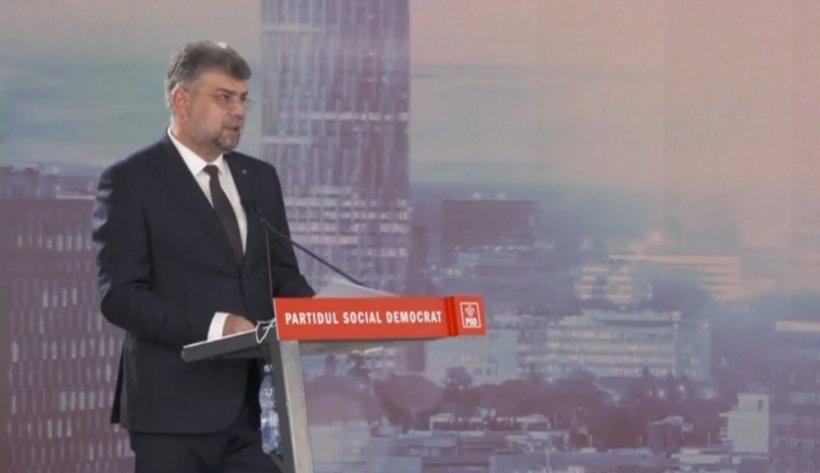 Ciolacu: Românii care vor schimbarea trebuie să voteze ca și cum viața lor depinde de asta!