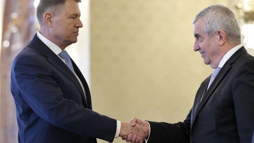 Călin Popescu Tăriceanu (ALDE-PRO România): Sper ca primul care se vaccinează, în direct la TV,  să fiți dumneavoastră, domnule Președinte!