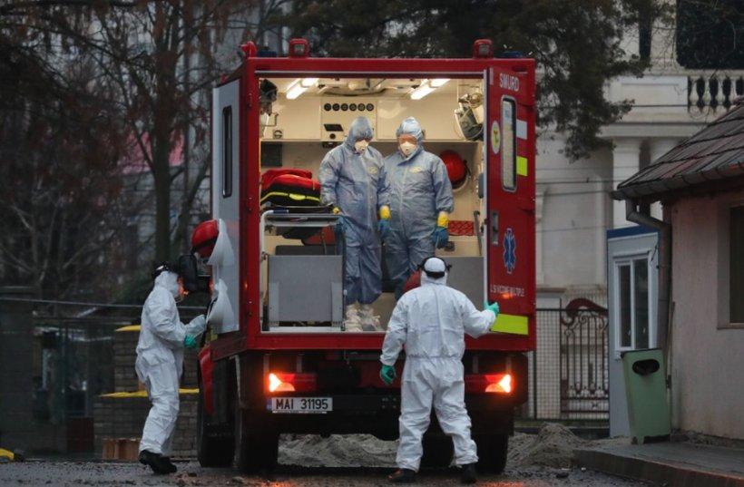 Un medic infectat cu COVID-19 a fost găsit mort în cabinetul său. DSP Botoșani caută pacienții cu care a intrat în contact