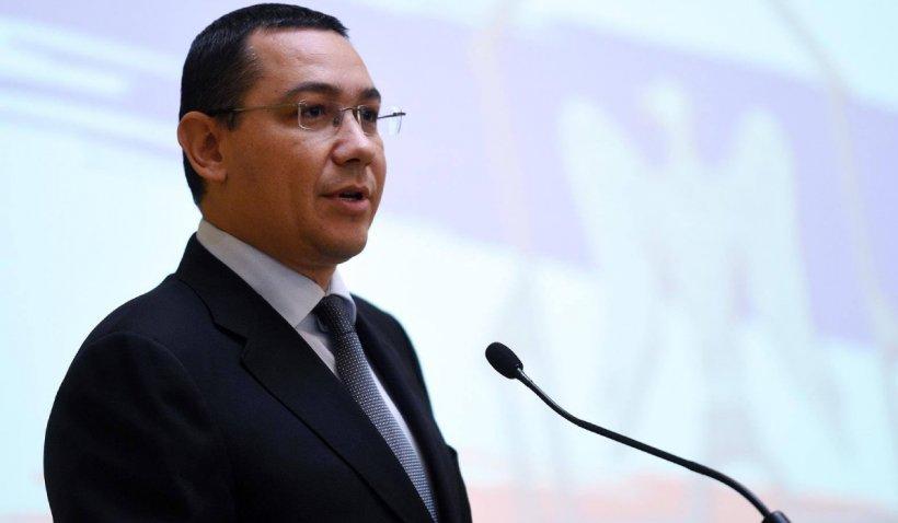 Victor Ponta și Partidul PRO România susțin Pactul pentru Muncă