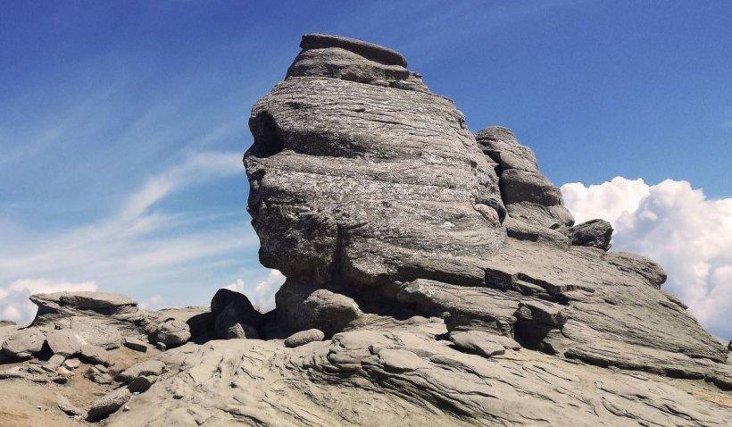 Specialist american: Sfinxul din Bucegi este mult mai vechi decât sfinxul egiptean