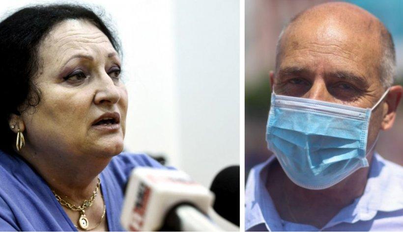 Monica Pop, atac dur la dr. Musta: E genocid! Cum să anunți că nu ai avut locuri la ATI și apoi să spui că oamenii au murit de la ceață?