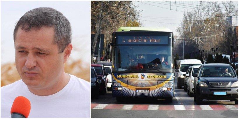 Oraşul Slobozia se va închide de la miezul nopţii. Reacţia primarului: ''Avem nevoie de medici!''